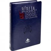 Bíblia do Pregador Pentecostal / Azul - (NAA)