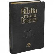 Bíblia Do Pregador Pentecostal / Preta - (ARC)