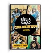 Bíblia em ação em quadrinhos - Devocional