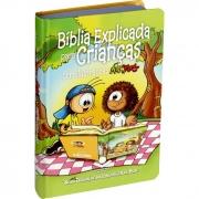 Bíblia Explicada para Crianças com ilustrações Mig & Meg