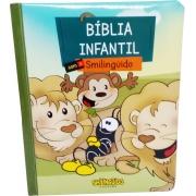 Bíblia Infantil Ilustrada Smilinguido