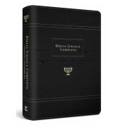 Bíblia Judaica Completa  capa onetone preta