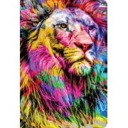 Bíblia NTLH YouVersion The Lion Colorida: Nova Tradução na Linguagem de Hoje