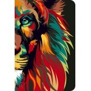 Bíblia NVT 960 Lion Colors Nature - Letra Normal: Nova Versão Transformadora