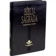 Bíblia Sagrada / Preto / Slim - (ARC)