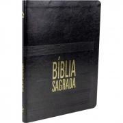 Bíblia Sagrada Slim Preto - (NAA)