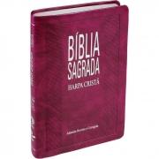 Bíblia Sagrada com Harpa Cristã /  Pink - (ARC)