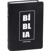 Bíblia Sagrada Letra Grande / Preto - (NTLH)