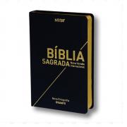 Bíblia Sagrada | NVI | Letra Gigante Nova Ortografia Capa Preta