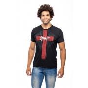 Camiseta Graça / Preta