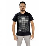 Camiseta Purificados por Jesus / Preta