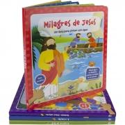 Kit Um livro para pintar com água