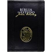 Bíblia de Estudo John Wesley - Capa Luxo