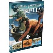 Manual essencial da Bíblia: Edição Acadêmica