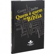 Quem é quem na Bíblia: Almeida Revista e Ampliada (ARA) - Edição Acadêmica