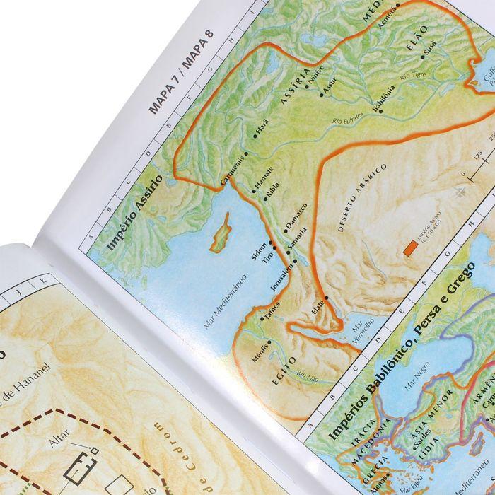 A Bíblia da Mulher   RC   Letra Normal   Couro Bonded   Branca   Borda Florida  - Universo Bíblico Rs