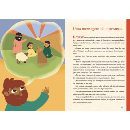 A Bíblia das Crianças  - Universo Bíblico Rs