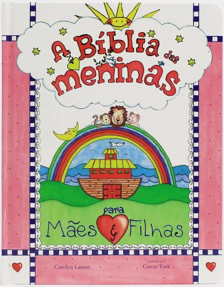 A Bíblia das meninas  - Universo Bíblico Rs