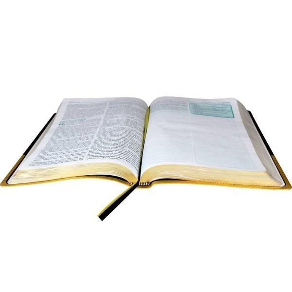 A Bíblia do Pregador ( com índice )  - Universo Bíblico Rs