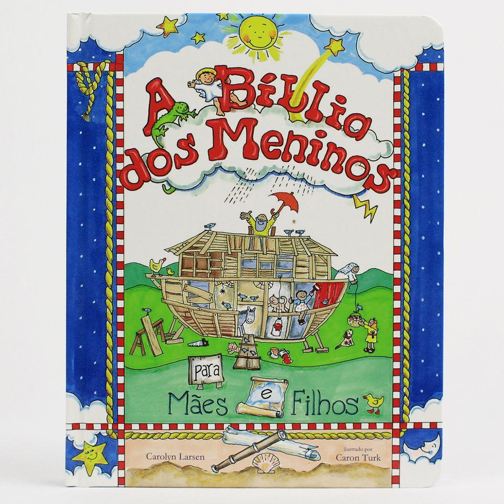 A Bíblia dos meninos  - Universo Bíblico Rs