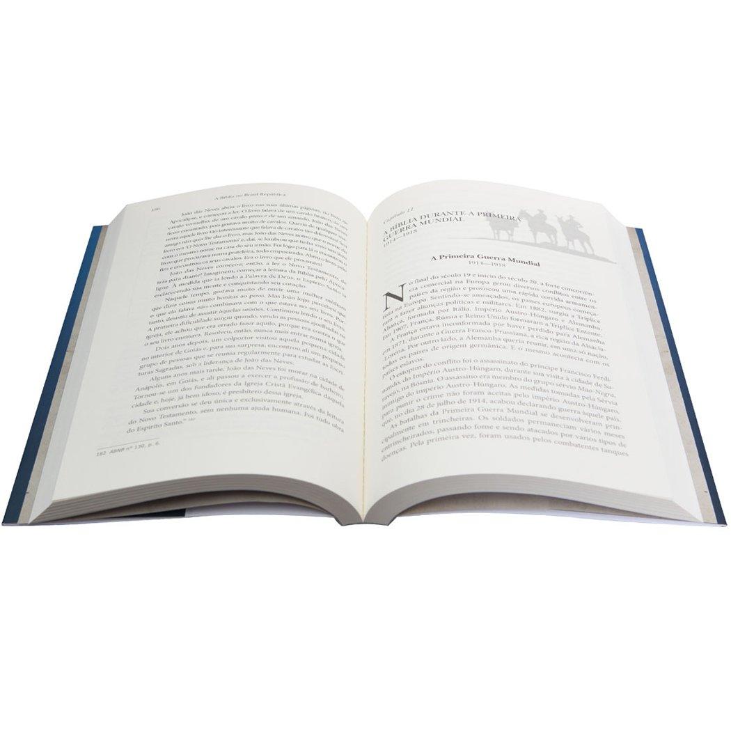 A Bíblia no Brasil República  - Universo Bíblico Rs