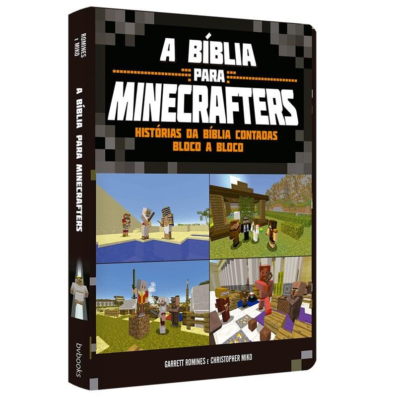 A Bíblia Para Minecrafters  - Universo Bíblico Rs