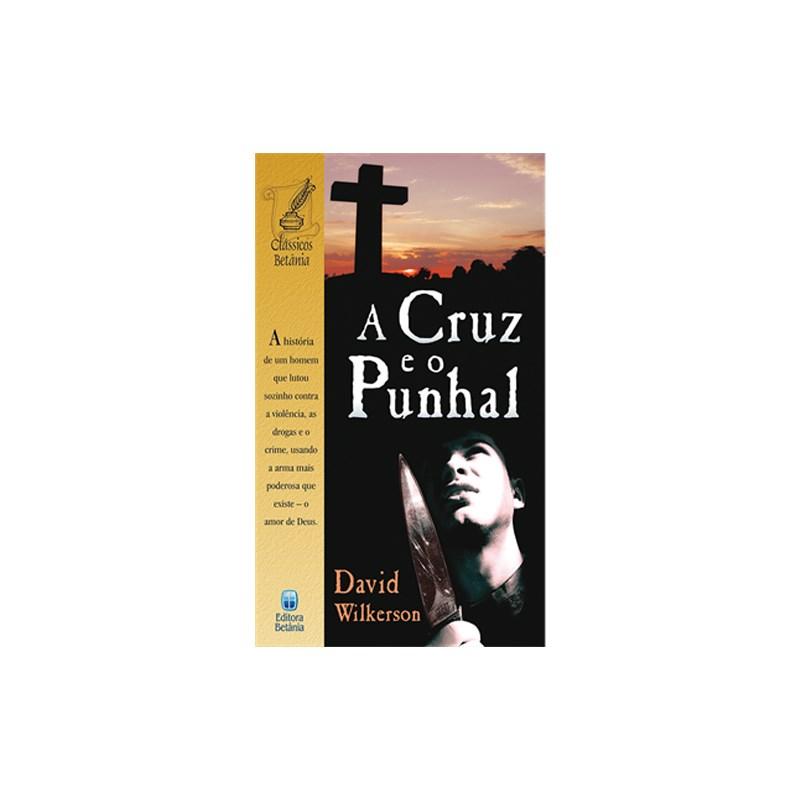 A cruz e o punhal  - Universo Bíblico Rs