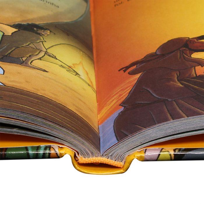 As 100 melhores histórias da Bíblia  - Universo Bíblico Rs