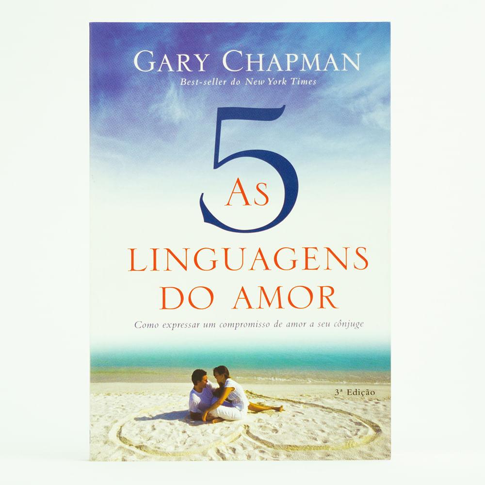 As 5 linguagens dos amor  - Universo Bíblico Rs