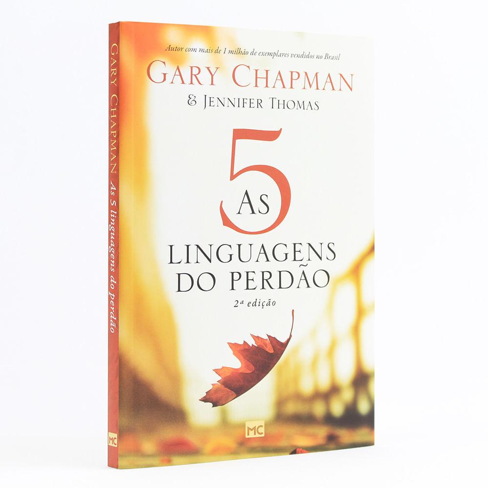 As 5 linguagens dos perdão  - Universo Bíblico Rs