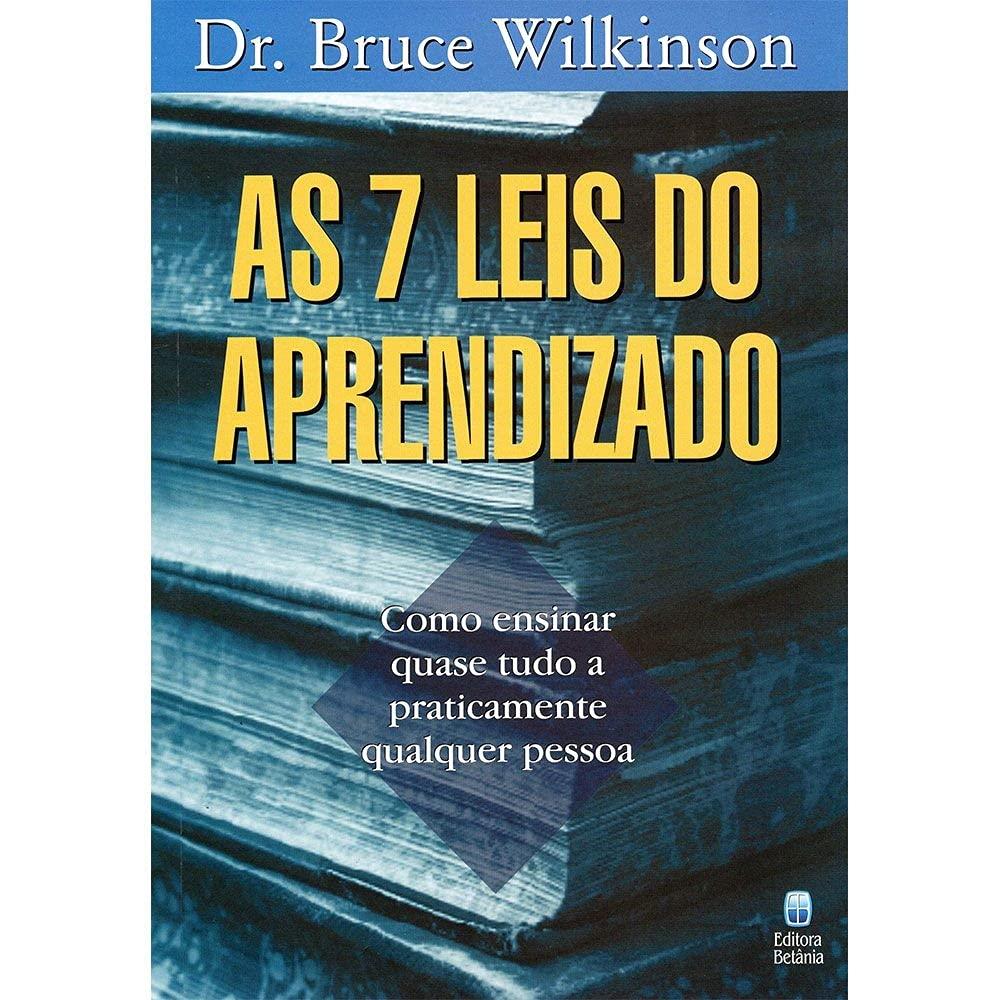 As sete leis do aprendizado  - Universo Bíblico Rs