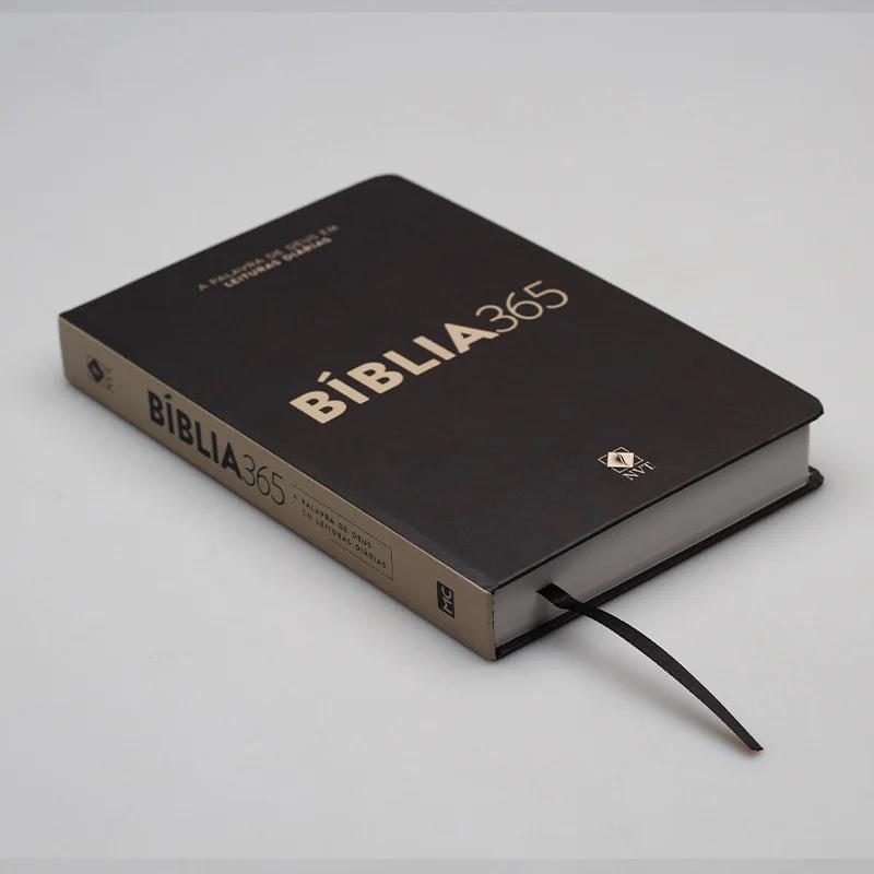 BÍBLIA 365 - CLÁSSICA  - Universo Bíblico Rs