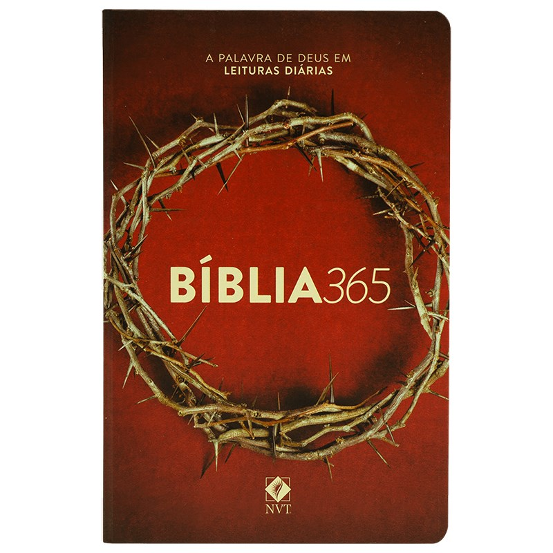 BÍBLIA 365 - COROA  - Universo Bíblico Rs