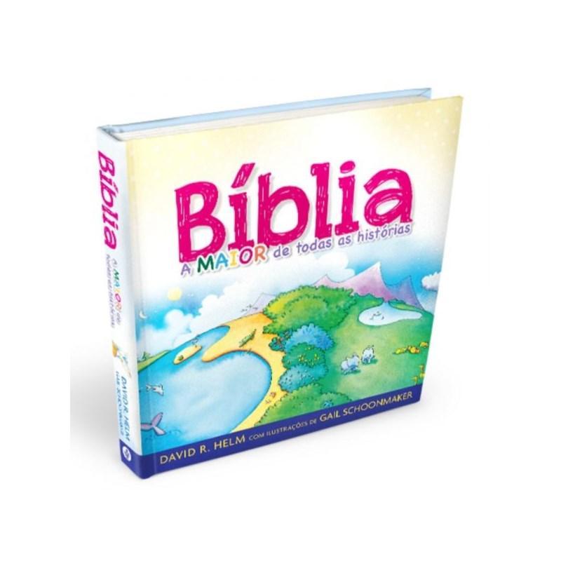 Bíblia A Maior De Todas As Histórias  - Universo Bíblico Rs