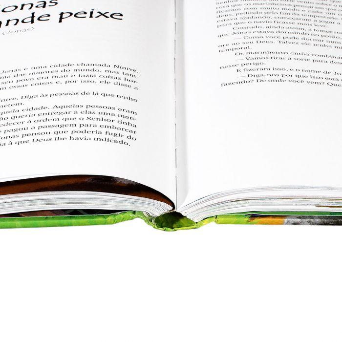 Bíblia Crescendo com Jesus  - Universo Bíblico Rs