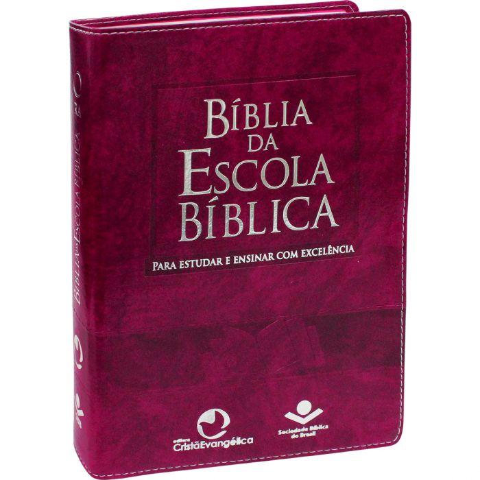 Bíblia da Escola Bíblica  - Universo Bíblico Rs