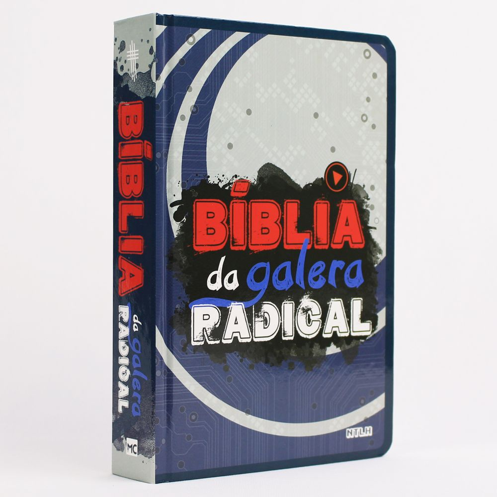 BÍBLIA DA GALERA RADICAL (NTLH)  - Universo Bíblico Rs