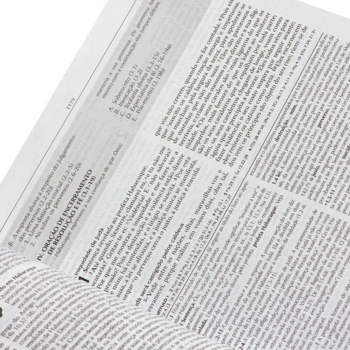 Bíblia de Estudo de Genebra  - Universo Bíblico Rs