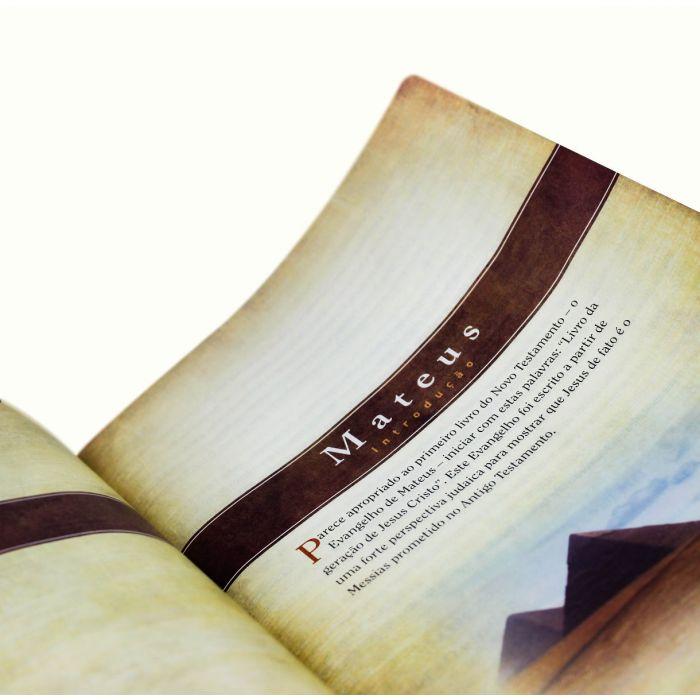 Bíblia de Estudo Holman  - Universo Bíblico Rs