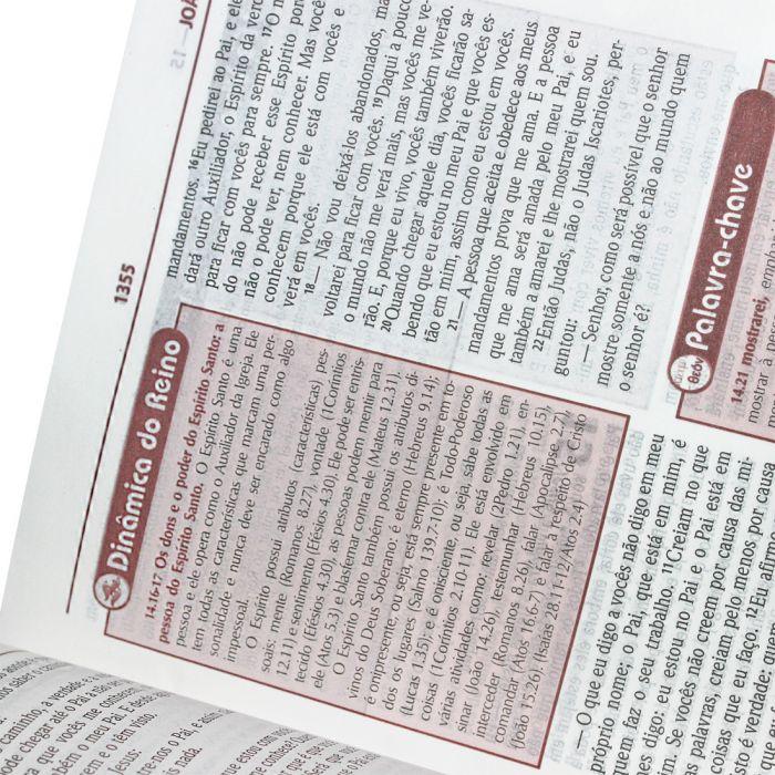 Biblia de Estudo para Jovens  - Universo Bíblico Rs