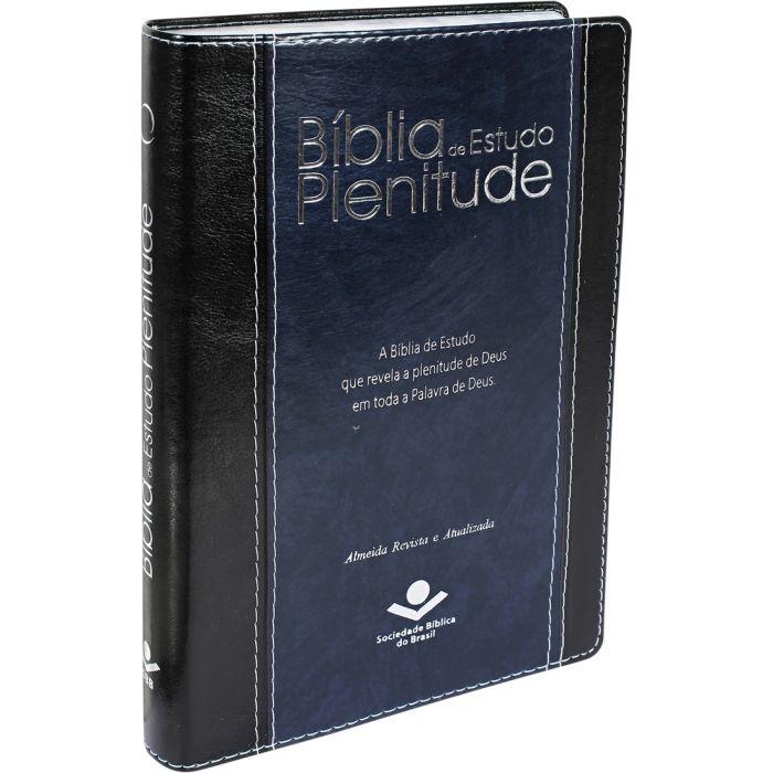 Bíblia de Estudo Plenitude - RA  - Universo Bíblico Rs