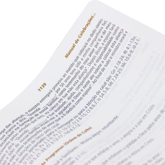 Bíblia de Estudo Pregando com Poder  - Universo Bíblico Rs