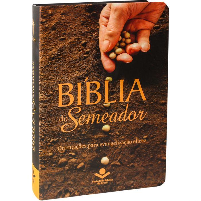 Bíblia do Semeador - (NTLH)  - Universo Bíblico Rs