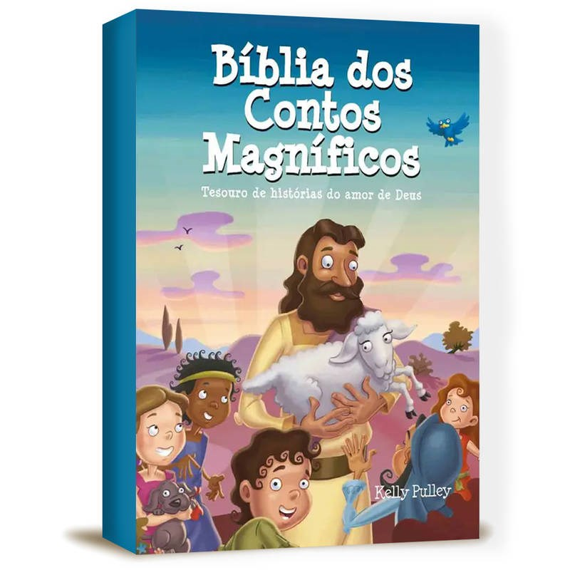 Bíblia dos contos magníficos  - Universo Bíblico Rs