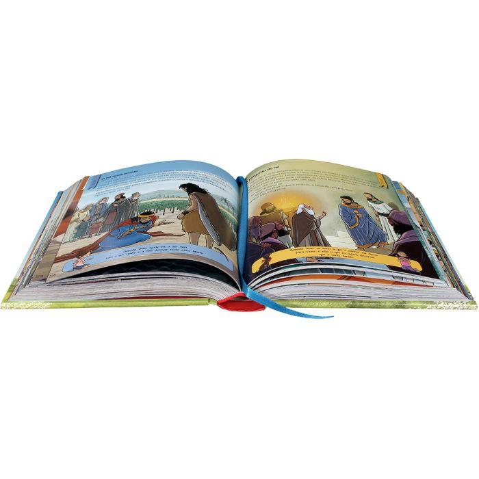 Bíblia Infantil Deus está Comigo  - Universo Bíblico Rs
