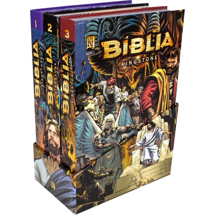 Bíblia Kingstone