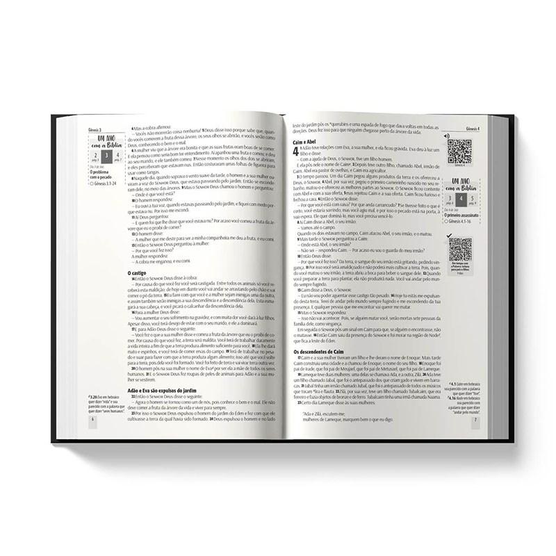 Bíblia Listrada Coração YouVersion | NTLH | Letra Normal| Capa Soft-Touch  - Universo Bíblico Rs