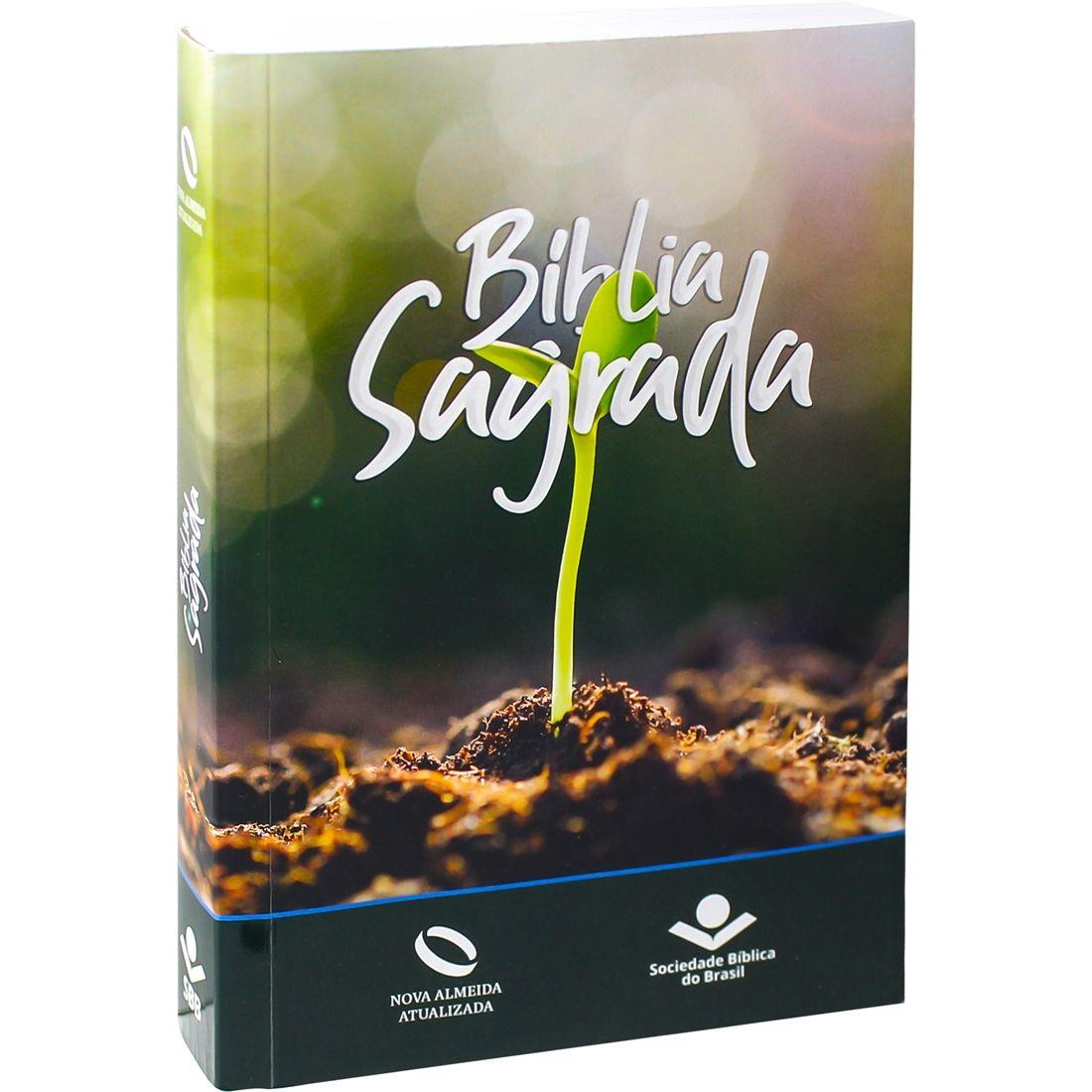 Bíblia Mude o Brasil pela Bíblia - NAA