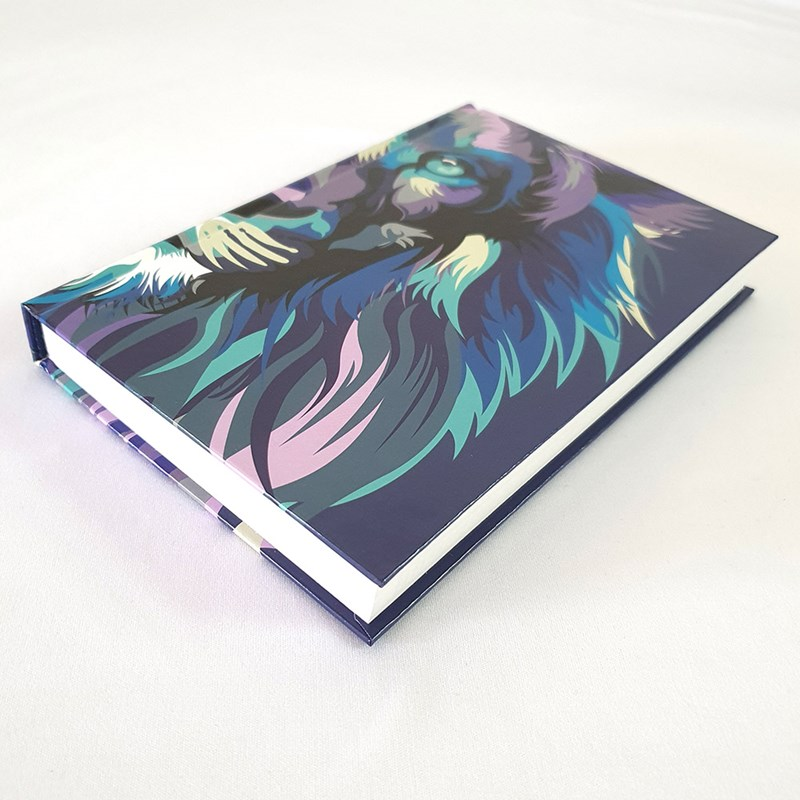 Bíblia NVT 960 Lion Colors - Cool - Letra Normal: Nova Versão Transformadora  - Universo Bíblico Rs