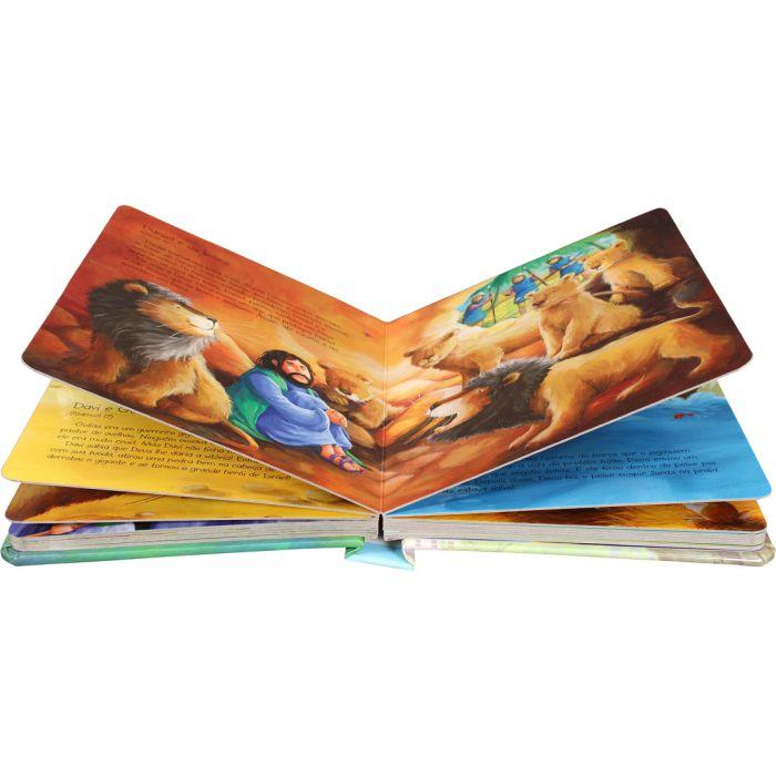 Bíblia Primeiros Passos com Jesus  - Universo Bíblico Rs